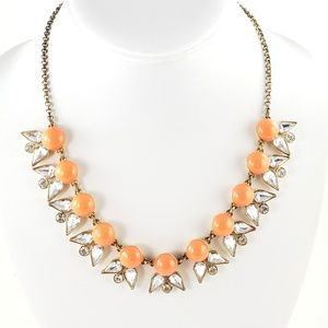 J. Crew Statement Necklace Clementine